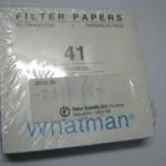 کاغذ صافی واتمن 41 اشلس