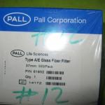 کاغذ فیلتر فایبر گلاس 3.7 سانتی متر Pall Type A/E ساخت آمریکا