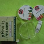 کاغذ ph سنج (کاغذ تورنسل) 1-11 ساخت امریکا
