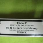 تیترازول نیترات نقره مرک آلمان کد 109990