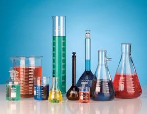 انواع شیشه آلات آزمایشگاهی