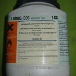 نیترات آلومینیوم مرک آلمان کد 101086
